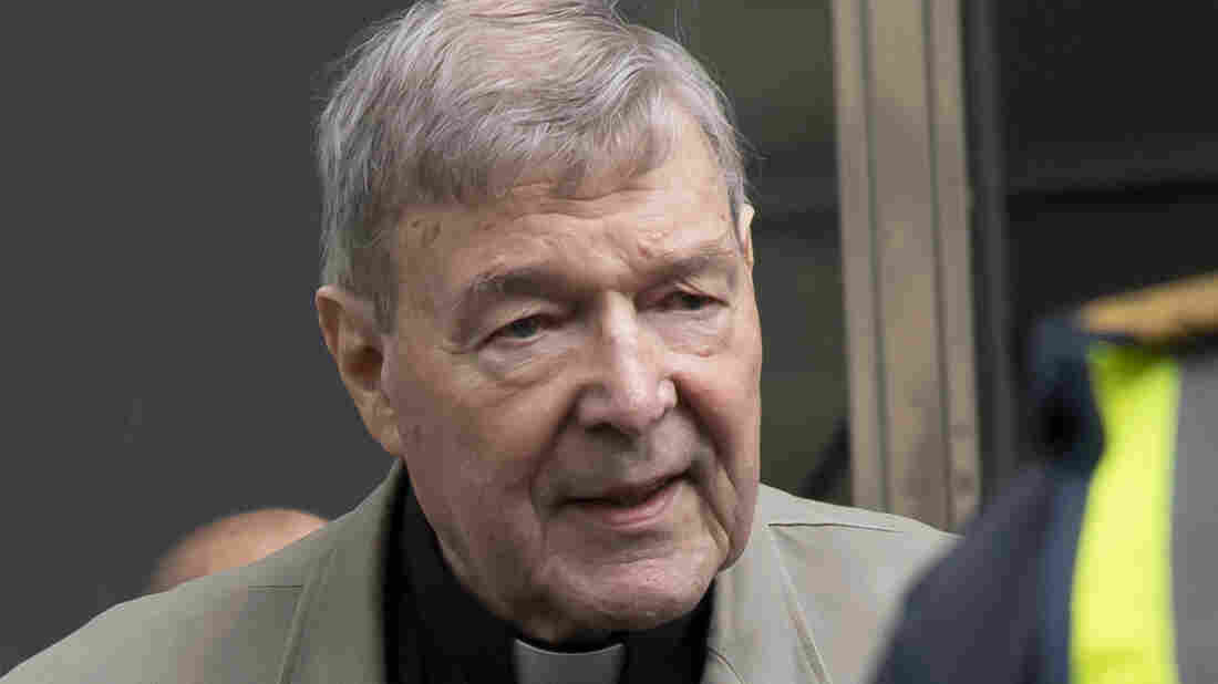 Cardinal George Pell, Former Vatican Official, Sentenced To 6 Years In Prison