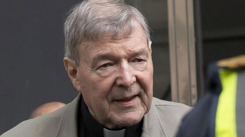 Cardinal George Pell Sentenced...
