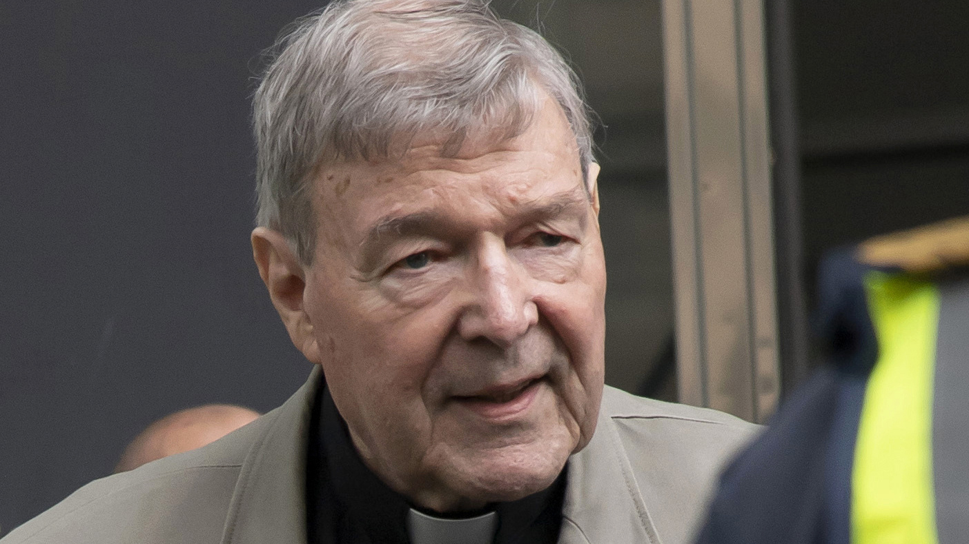George Pell: What happens to the disgraced cardinal now