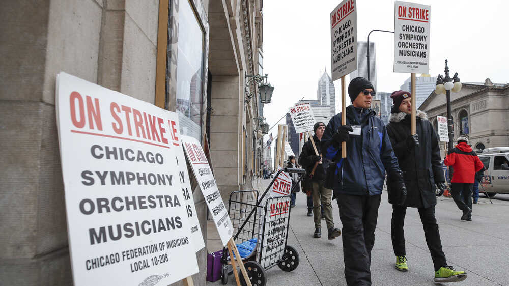 2 Sides In Chicago Symphony Orchestra Strike To Meet On Friday
