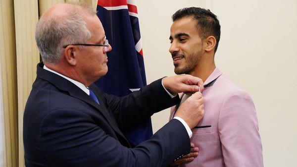 Refugee Soccer Player Hakeem al-Araibi Granted Australian Citizenship