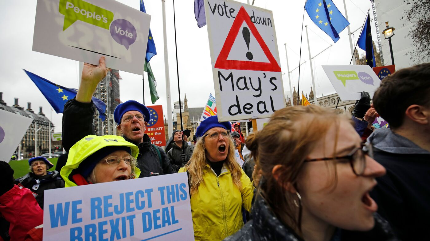 Decision Day: Will The U.K. Go For Brexit, Or Not? thumbnail