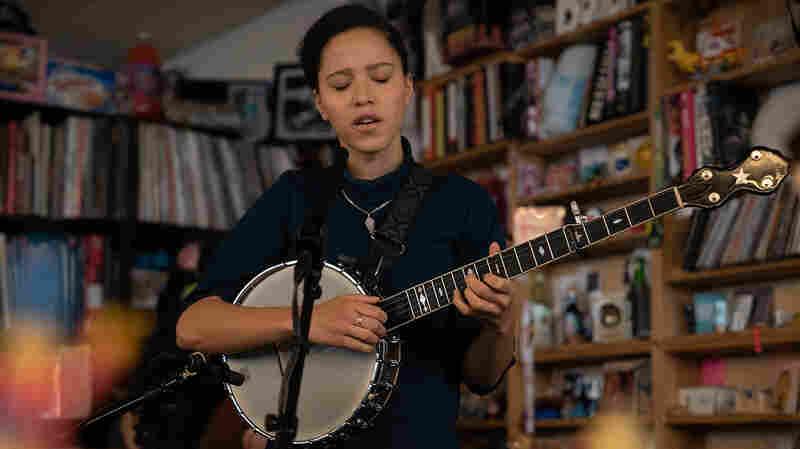 Kaia Kater: Tiny Desk Concert