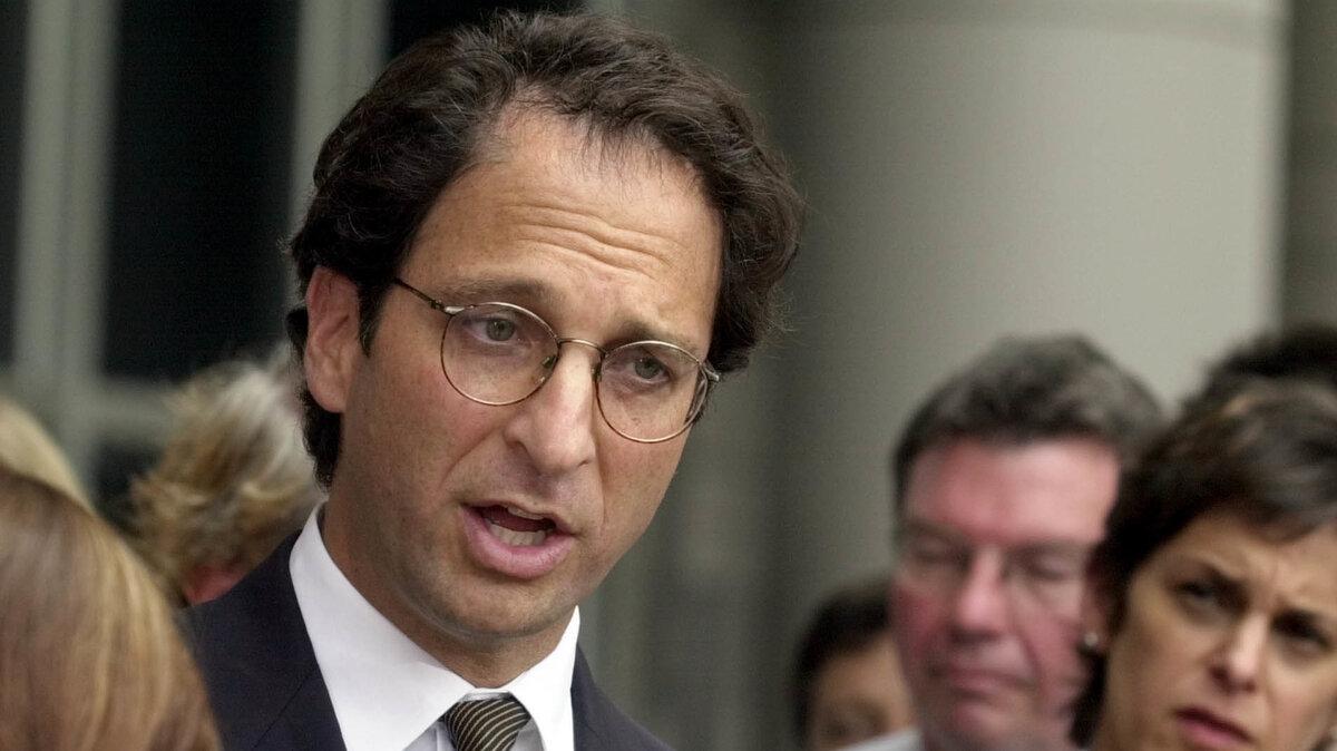 Andrew Weissmann leaving Mueller Team