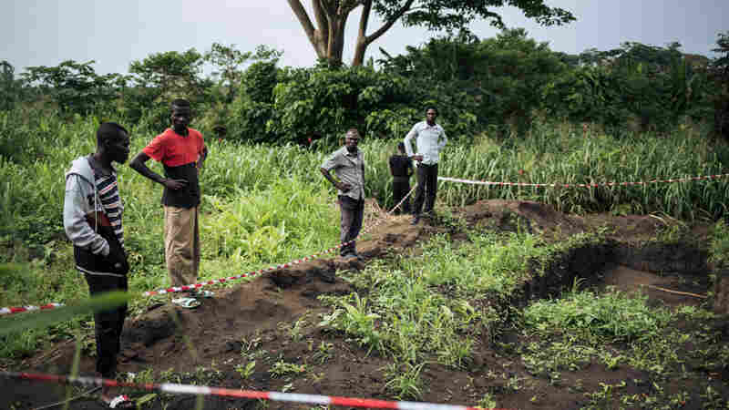 U.N. Report Says Massacres In Congo Might Constitute Crimes Against Humanity