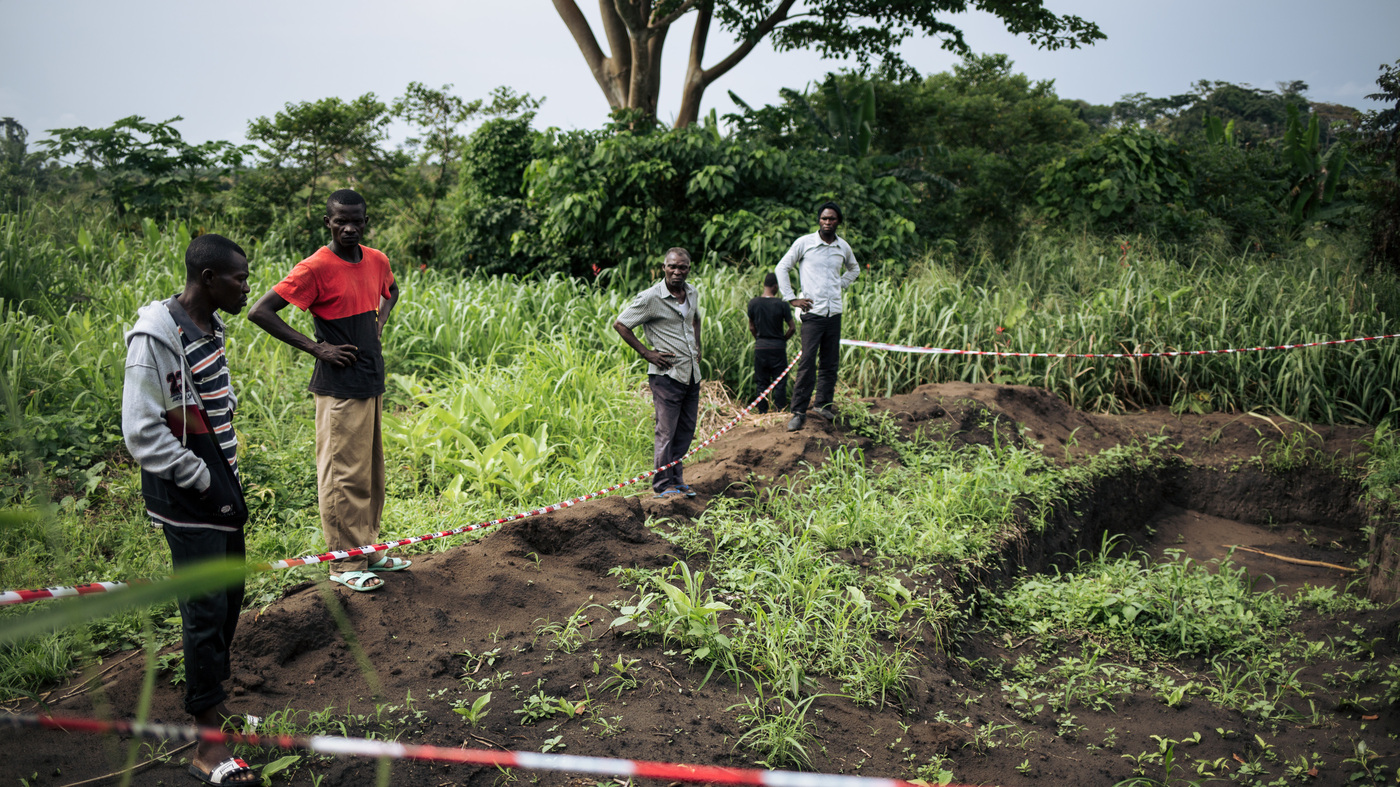 U.N. Report Says Massacres In Congo Might Constitute Crimes Against Humanity