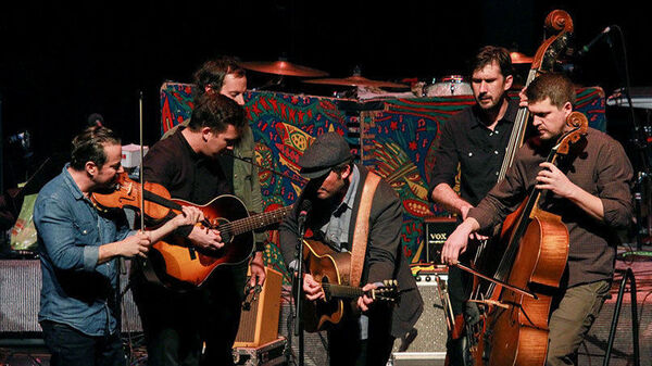 Gregory Alan Isakov On Mountain Stage