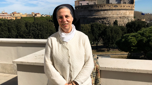"""The Vatican is a world of men, some truly are men of God,"" says Sister Catherine Aubin, a French Dominican nun who teaches at the Pontifical University of St. Thomas in Rome. ""Others have been ruined by power. The key to these secrets and silence is ... abuse of power. They climb up a career staircase toward evil."""