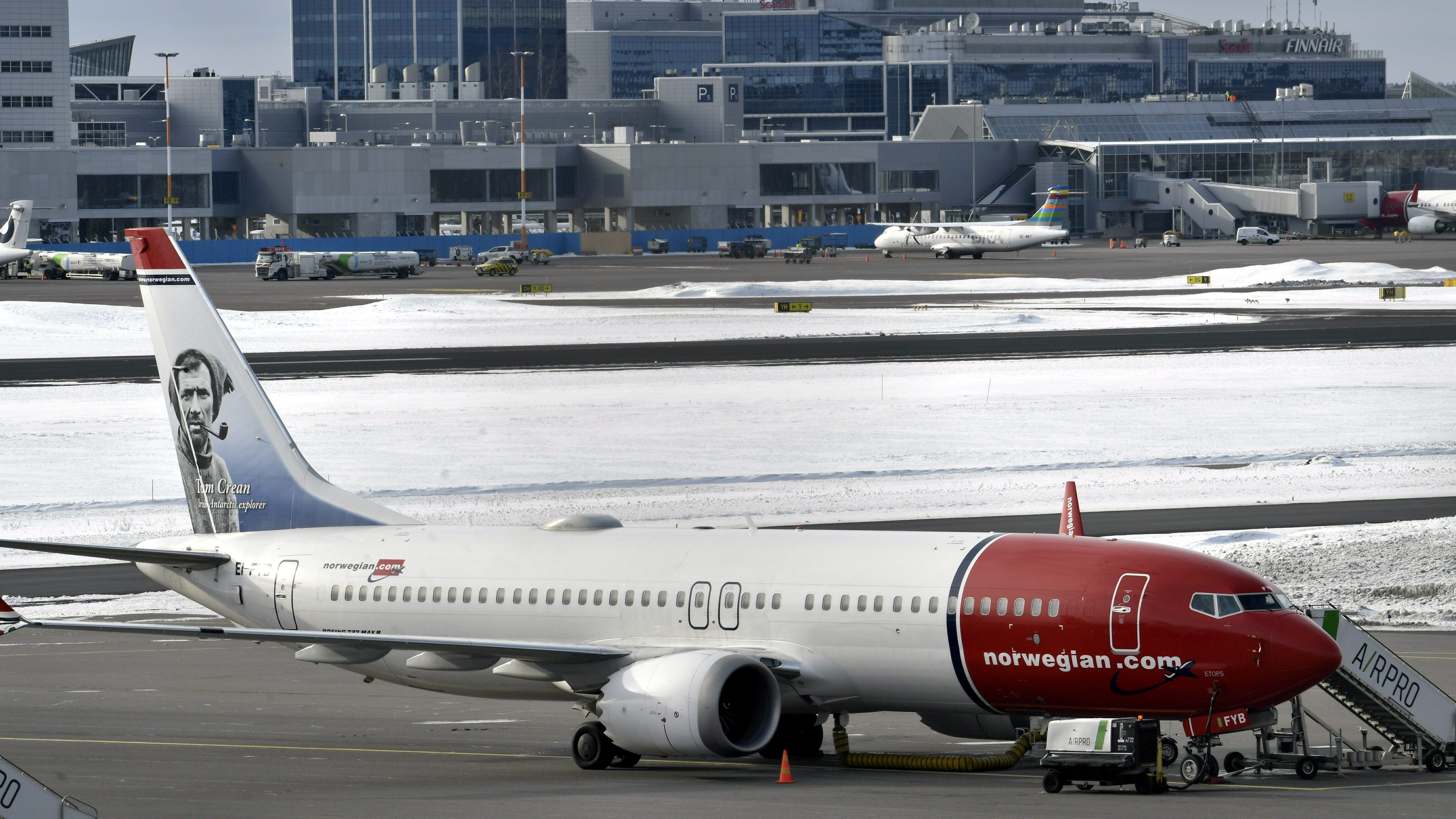 Image for For Boeing, Costs Of Grounding Jets Have Only Just Begun Article
