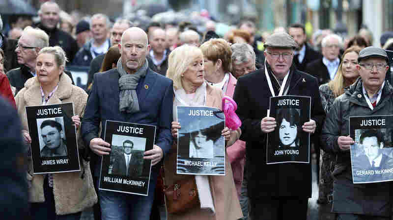 Former British Soldier To Be Prosecuted For 1972 'Bloody Sunday' Killings
