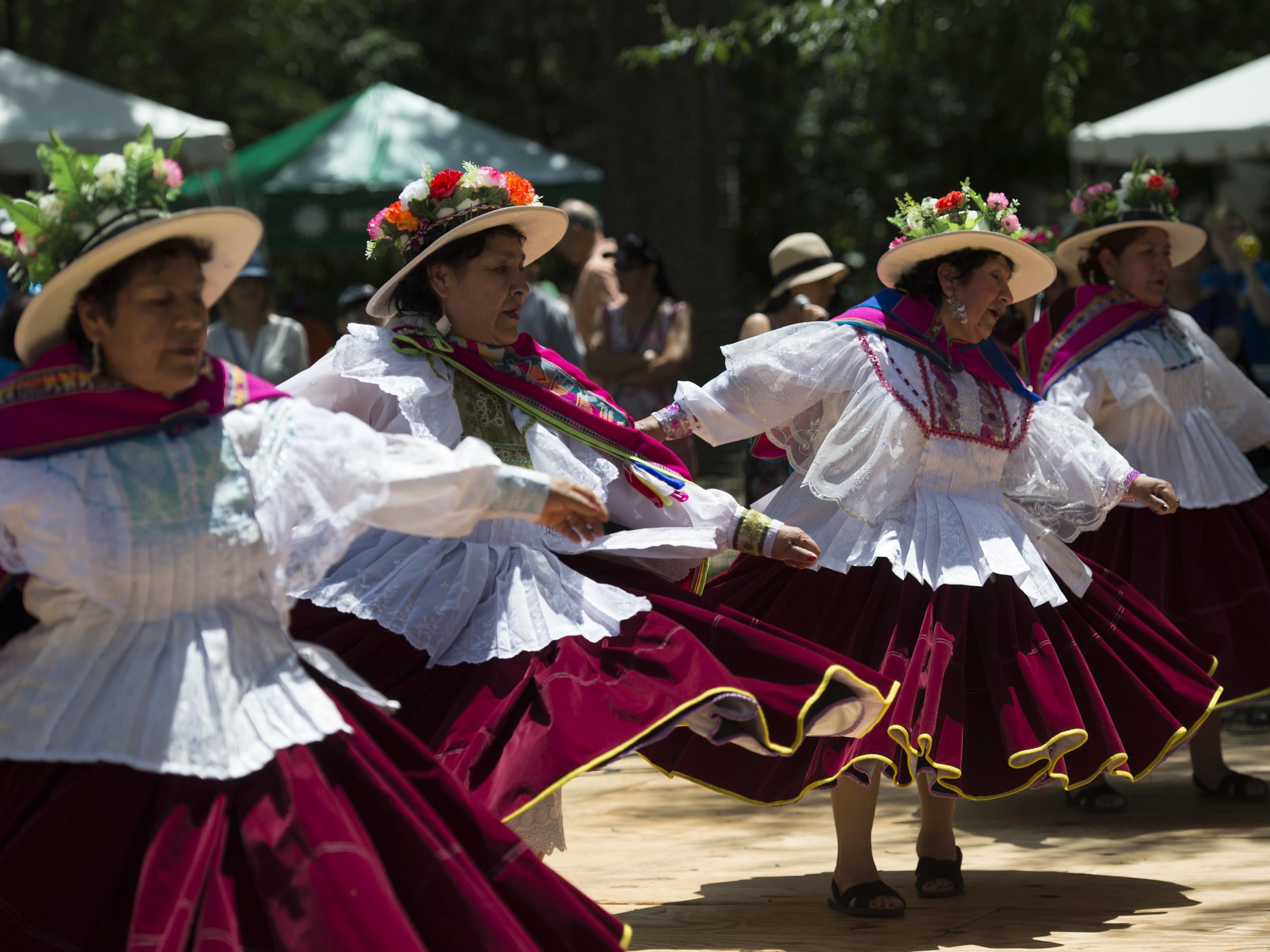 Smithsonian Shortens Folklife Festival On National Mall To Just 2 Days
