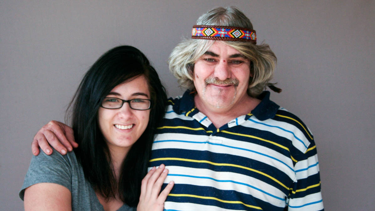 Adult father daughter relationship authoritative point