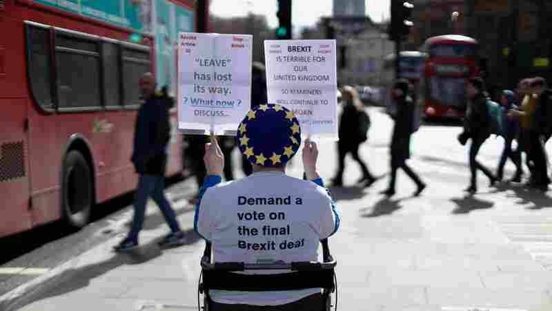 U.K. Parliament Votes To Postpone Brexit