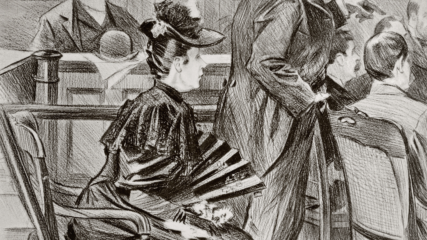 'The Trial Of Lizzie Borden' Adds Fodder To The Murder Case's Mystery