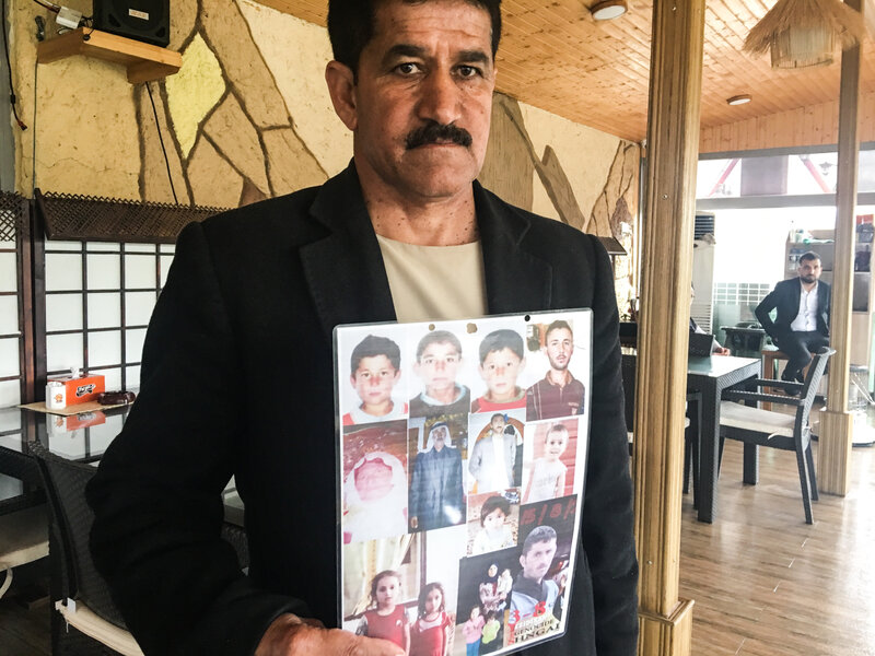 Freed From ISIS, Some Yazidis Return To Iraq But Many Remain Missing