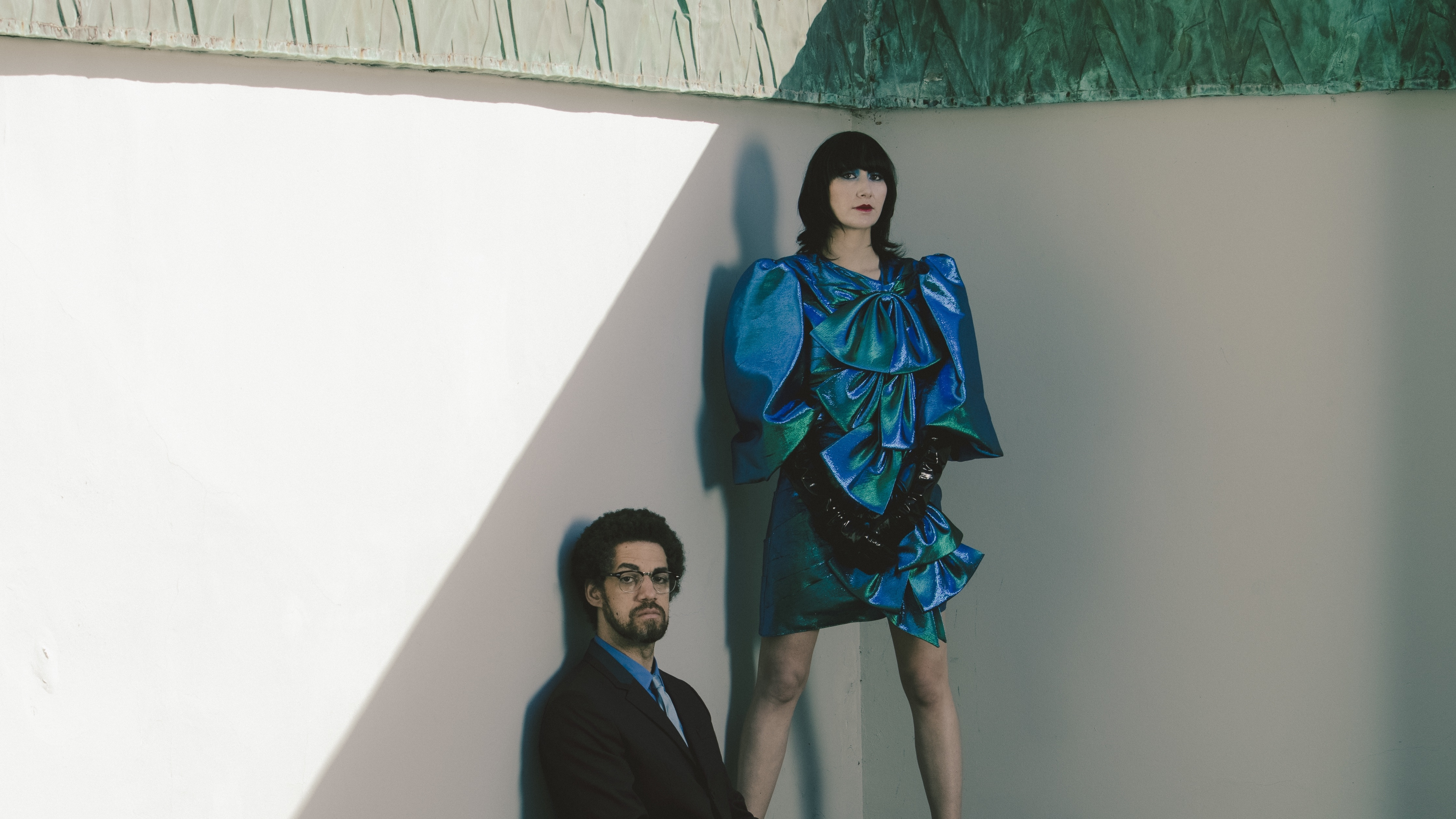 Karen O And Danger Mouse Join Forces For 'Lux Prima'