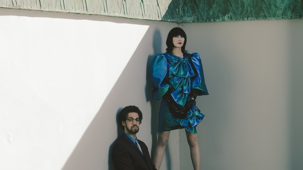 Danger Mouse and Karen O. have combined forces for the album Lux Prima.