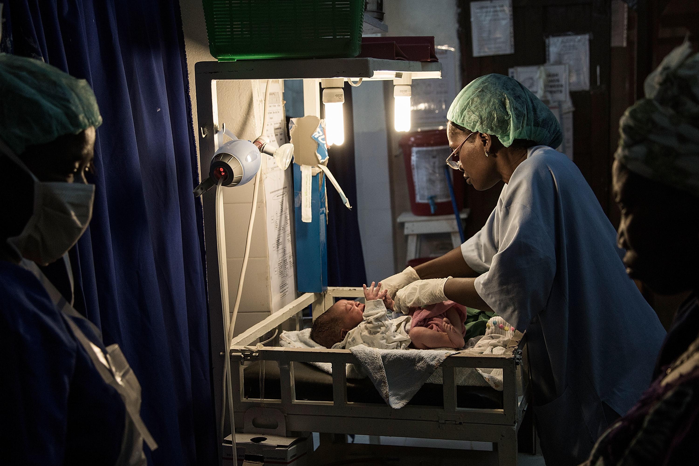 The Risks Of A Cesarean Section