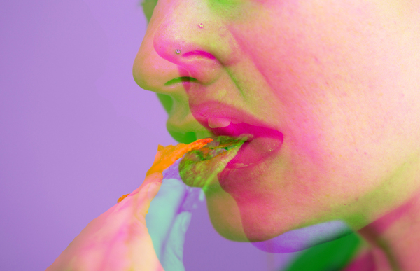Crunching, chewing, lip-smacking or other mouth noises are often listed as irritants.