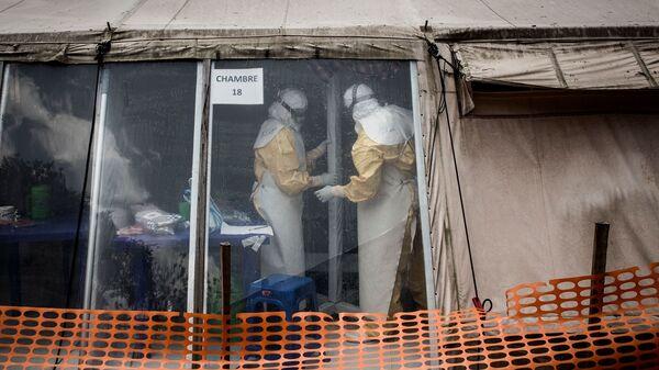 U.S. Government Beefs Up Presence Near Congo s Ebola Epicenter