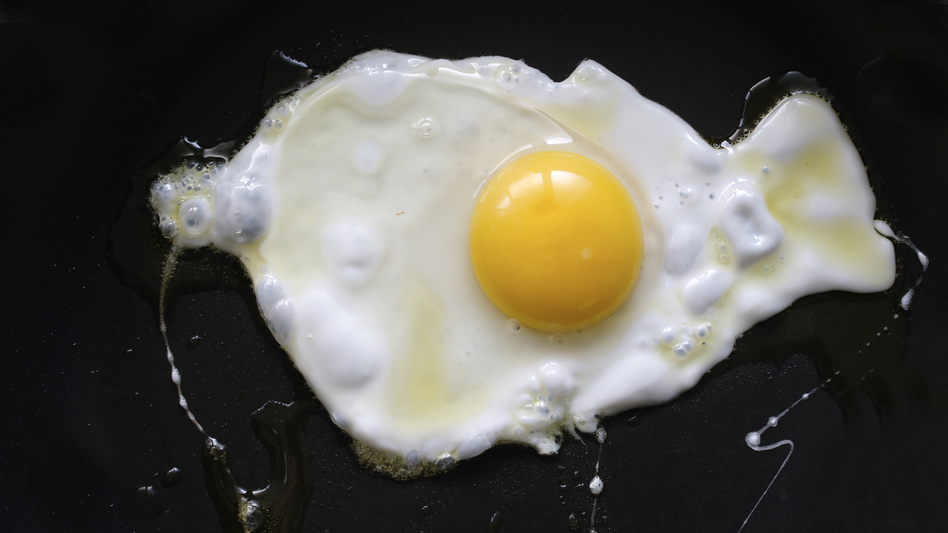 A study found that consuming two eggs per day was linked to a 27 percent higher risk of developing heart disease. But many experts say this new finding is no justification to drop eggs from your diet. (Westend61/Getty Images)
