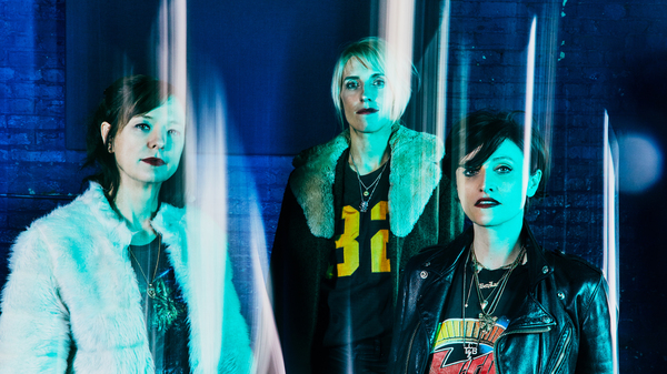 First Listen: Ex Hex, 'It's Real'