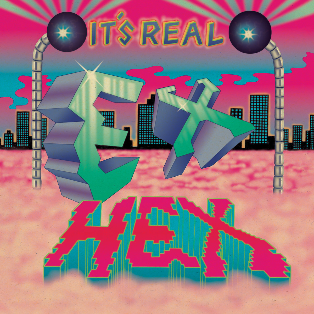On 'It's Real,' Ex Hex Keep Ripping, Unearthing New Terrain
