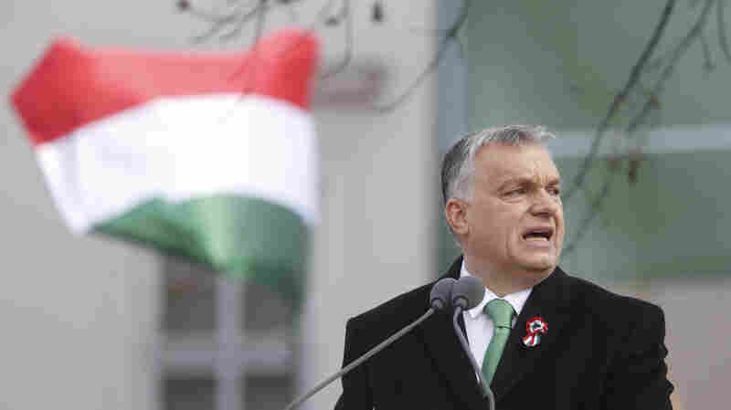 EU Struggles To Rein In Hungary's Hard-Line Government