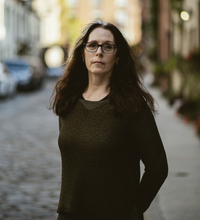 """In college, Laurie Halse Anderson thought she might become a translator — and in a way, she did. """"I translate imagination onto the page,"""" she says."""