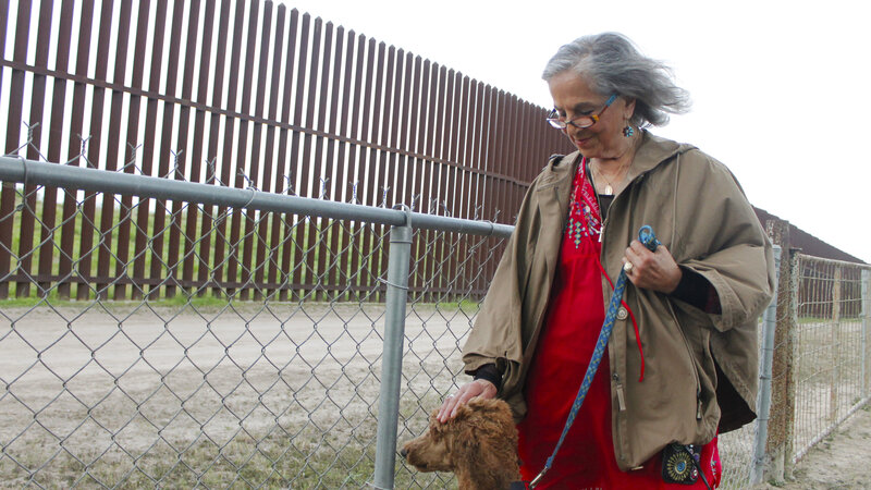 Landowners Fight Border Wall Construction In Texas' Rio Grande