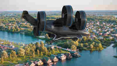Flying Taxis. Seriously?