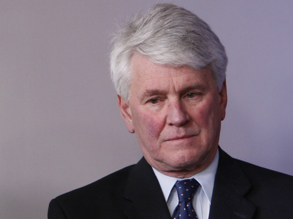 Former Obama White House counsel Greg Craig is facing charges related to the work he and his former law firm did on behalf of the former government of Ukraine. (Charles Dharapak/Associated Press)