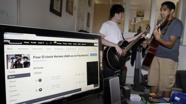 MySpace Says It Lost Years Of User-Uploaded Music