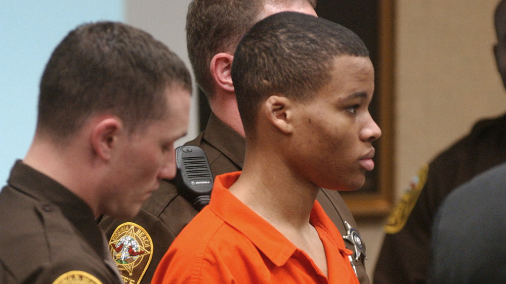 US Supreme Court to consider whether Beltway sniper Lee Boyd Malvo deserves new sentencing