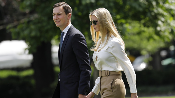Kushner, Inc.  Adds Little To The Canon On Jared And Ivanka