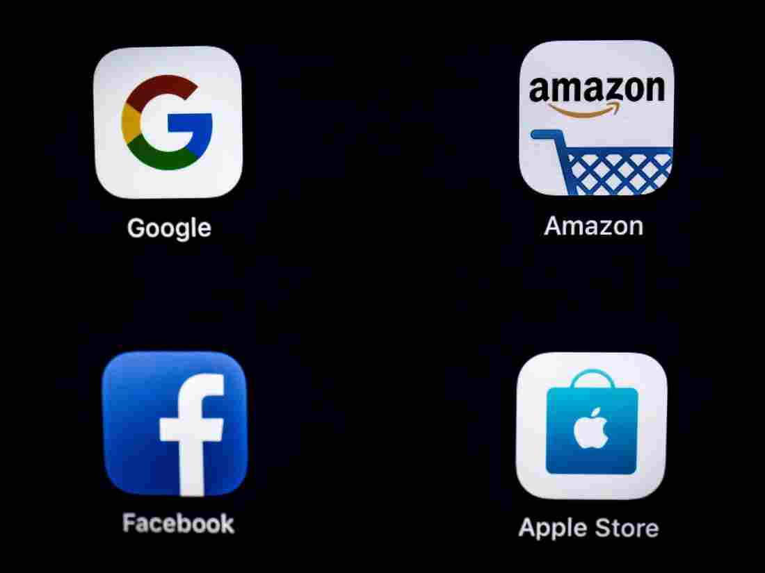 Big tech firms are raising new antitrust concerns.