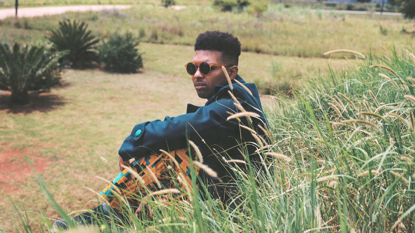 Devon Gilfillian Puts His Love Of Nigerian Psychedelic Rock Into 'Get Out And Get It'