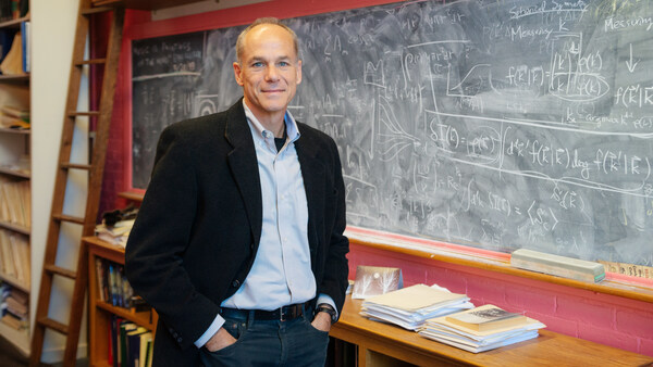 Marcelo Gleiser, 60, won the 2019 Templeton Prize for his work seeking the common ground between science and spirituality.
