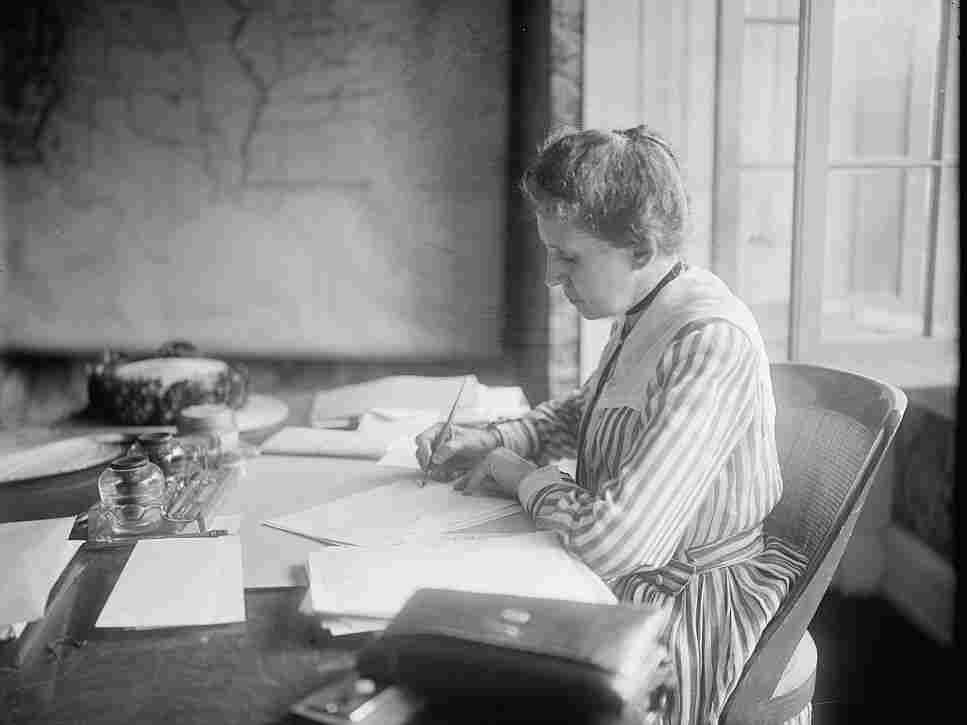 Ida Tarbell, who investigated John D. Rockefeller's Standard Oil. Her discoveries helped change the economy of the United States