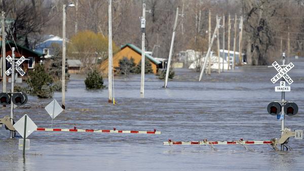 Nebraska Floods: 74 Cities, 65 Counties Declare A State of Emergency
