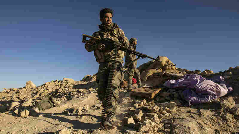 ISIS Camp In Baghouz Is Captured As U.S. Allies Declare Progress In Syria