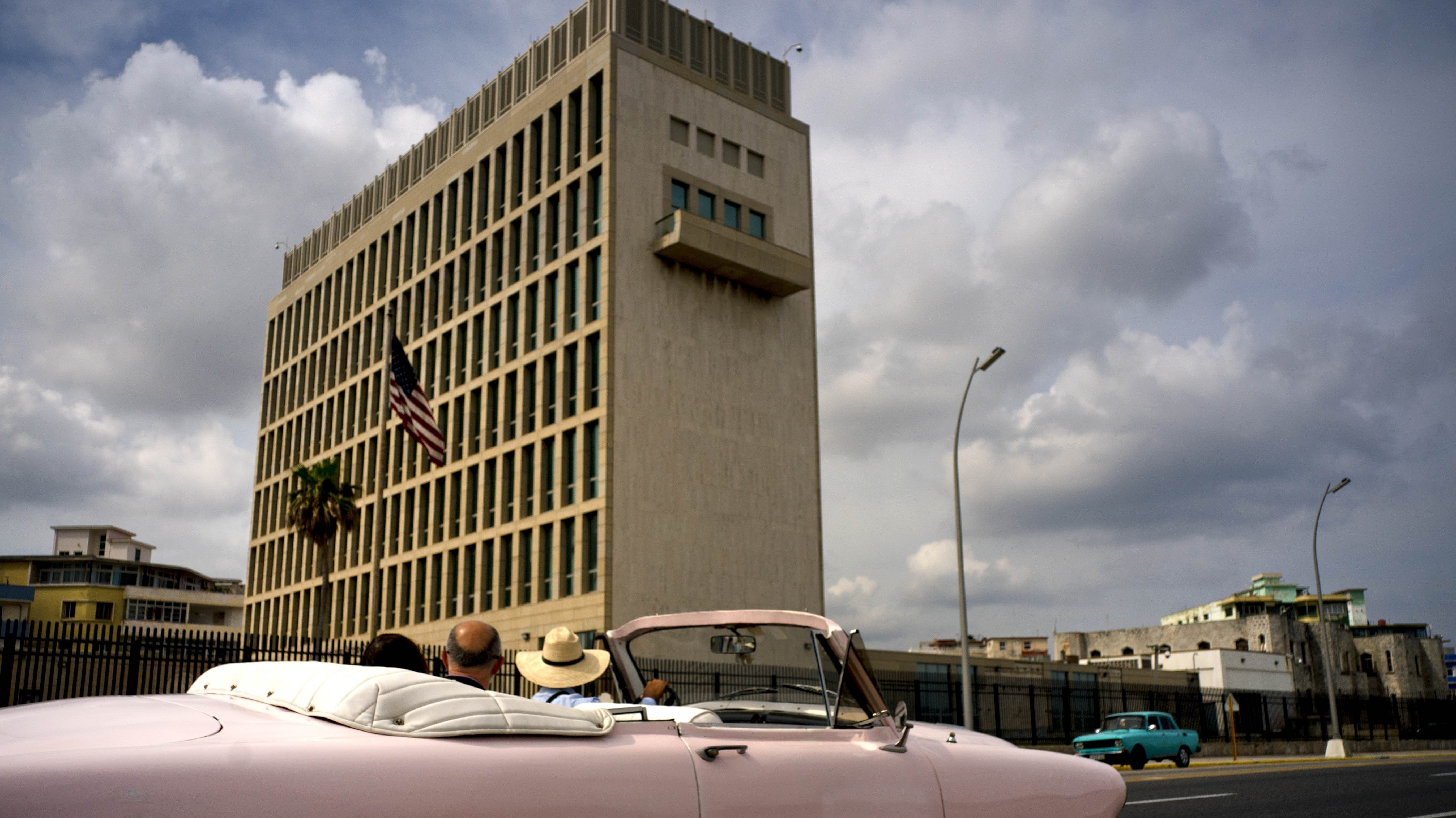 npr.org - Jon Hamilton - Doubts Rise About Evidence That U.S. Diplomats In Cuba Were Attacked