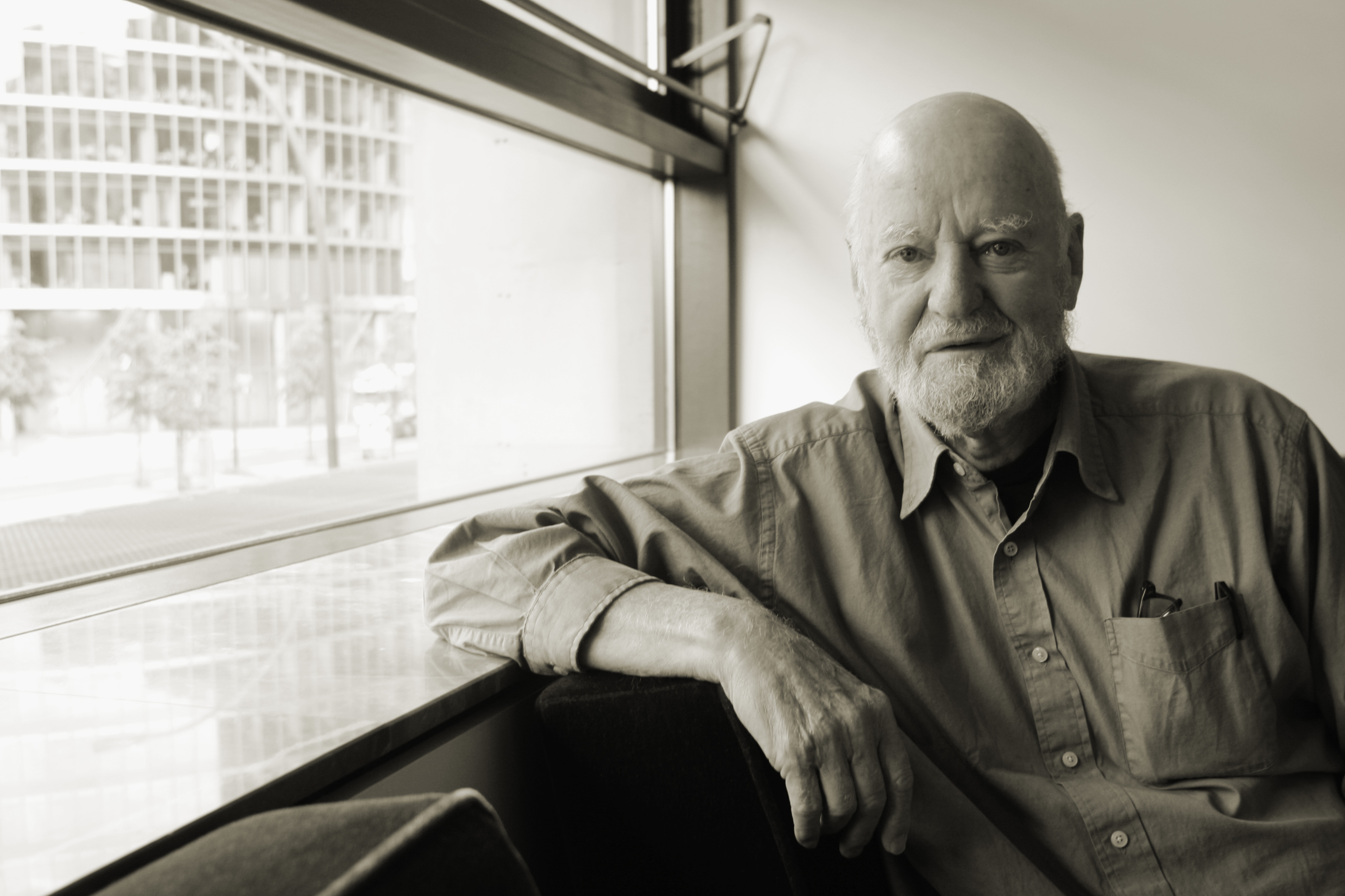 A Lost 'Little Boy' Nears 100: Poet And Publisher Lawrence Ferlinghetti