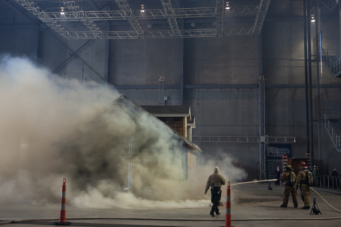 Research Site Simulates Extreme Weather To Test Building