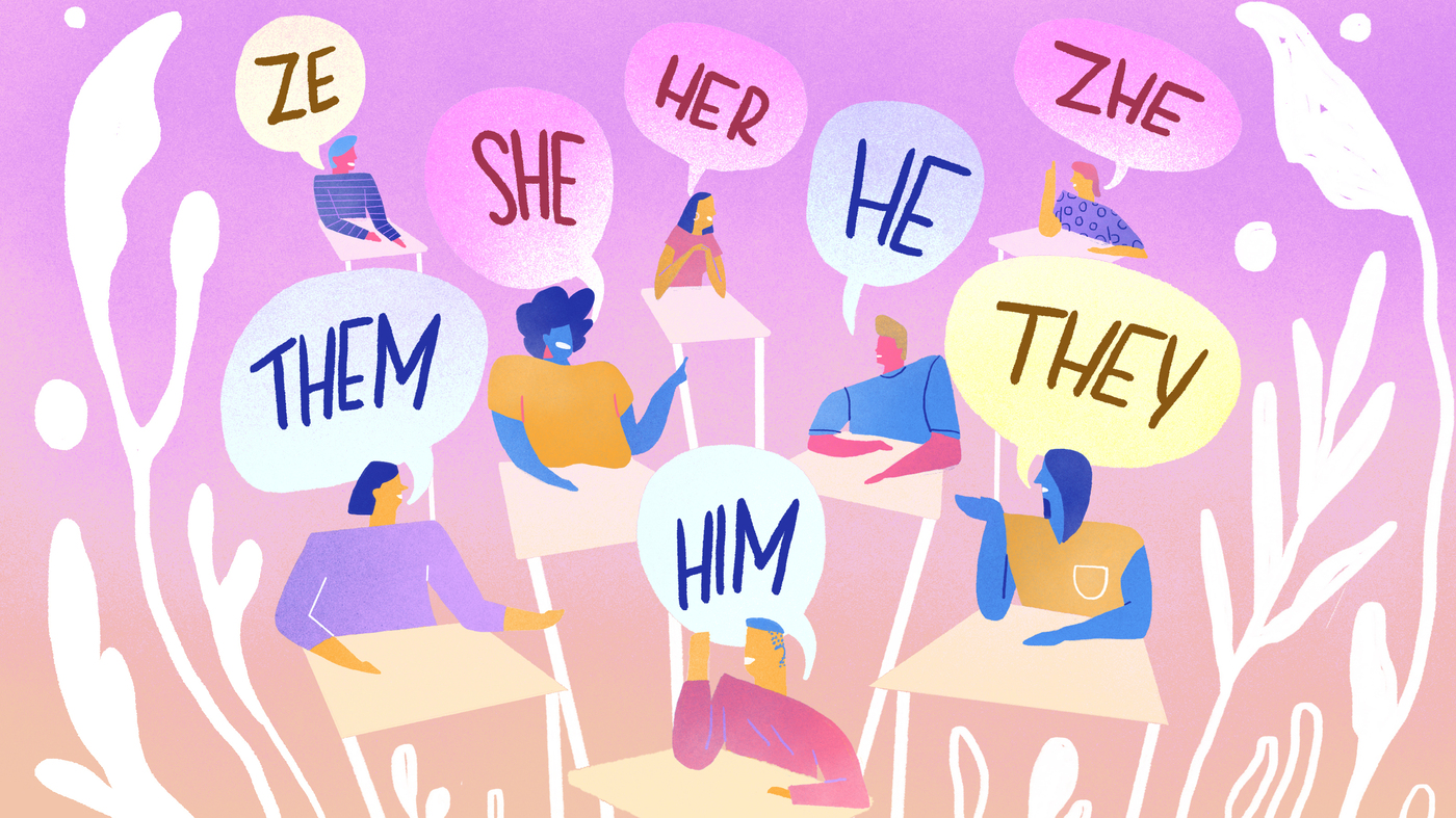 'I Can Exist Here': On Gender Identity, Some Colleges Are Opening Up