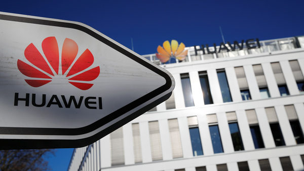 Despite U.S. Pressure, Germany Refuses To Exclude Huawei s 5G Technology