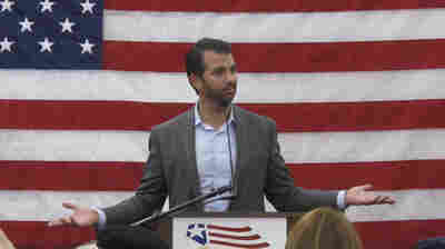 Donald Trump Jr.: U.K.'s Prime Minister Should Have Listened To My Father