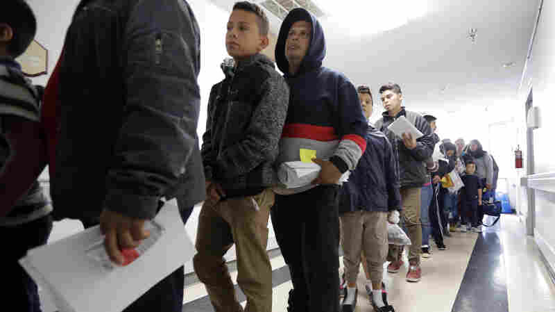 Border Patrol Starts Releasing Asylum-Seeking Migrants To South Texas Streets