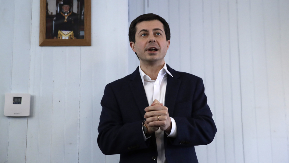 South Bend, Ind., Mayor Pete Buttigieg proposed scrapping the Electoral College from the start of his campaign, one of several radical changes to American politics now embraced by several candidates. (Charles Krupa/AP)
