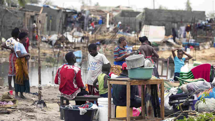 Plight Of Survivors After Cyclone Idai: No Power, No Homes, No Roads